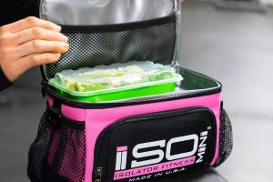 Isolator Fitness Mini Meal Management Bag6