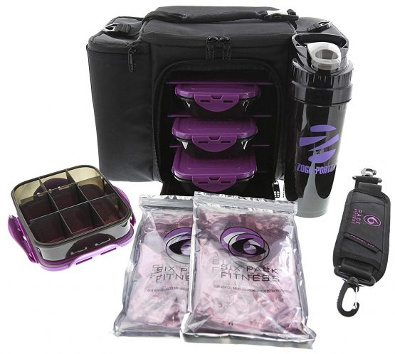 6 Pack Fitness Innovator 300 Meal Management Bag7