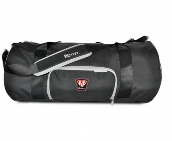 Fitmark Black Transporter Duffel Bag2