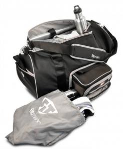 Fitmark Black Transporter Duffel Bag3