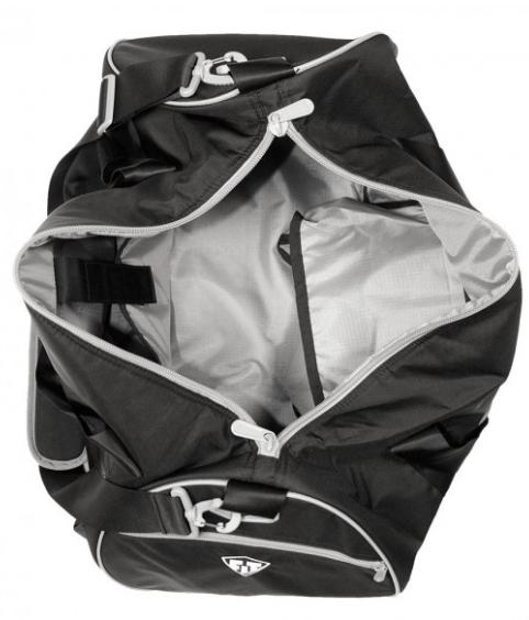 Fitmark Black Transporter Duffel Bag4