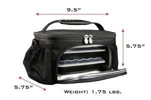 Isolator Fitness Mini Meal Prep Bag1