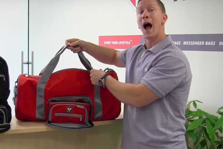 Meal Management Bag Review - Fitmark Transporter Duffel