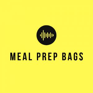 Meal Prep Bags - Buy Online