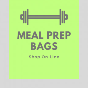 Meal Prep Bags - Shop On-Line