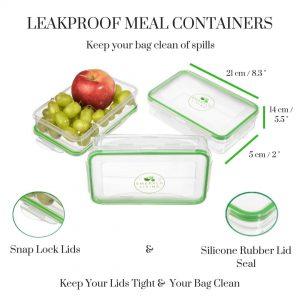 Budget Meal Prep Storage Bag