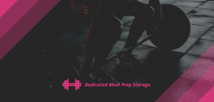 Dedicated Meal Prep Storage Bags