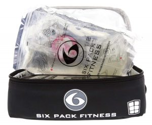 Lightweight Meal Prep Bag - 6 Pack Fitness Contender