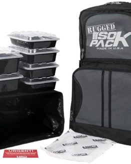 Meal Prep Bag - Isolator Fitness Rugged ISOPACK1
