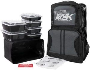 Meal Prep Bag - Isolator Fitness Rugged ISOPACK1