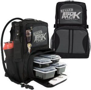 Meal Prep Bag - Isolator Fitness Rugged ISOPACK2